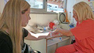 Promueven la donación voluntaria y habitual de sangre