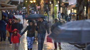 Rige un alerta meteorológico por tormentas fuertes en ocho provincias