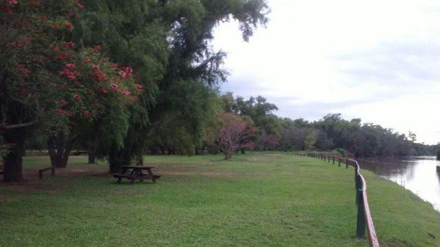 Recuperado. El área natural ya se encuentra restaurada y ultiman detalles para su reapertura.
