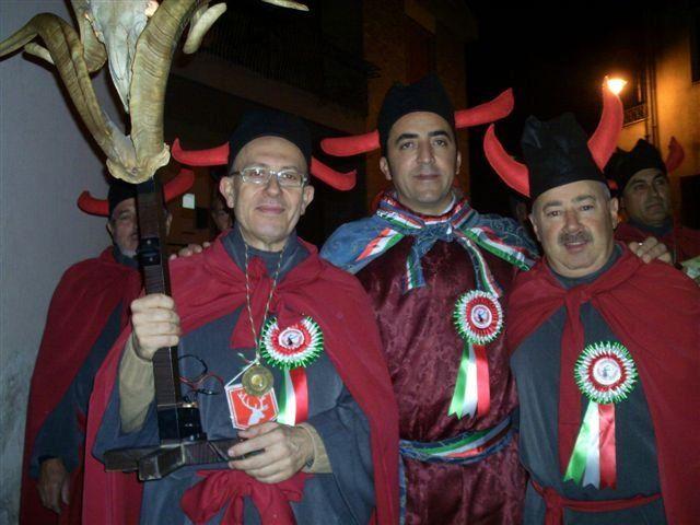 La fiesta en Italia