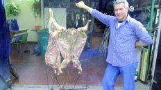 con los mejores cortes de carne, conquisto el pais trasandino