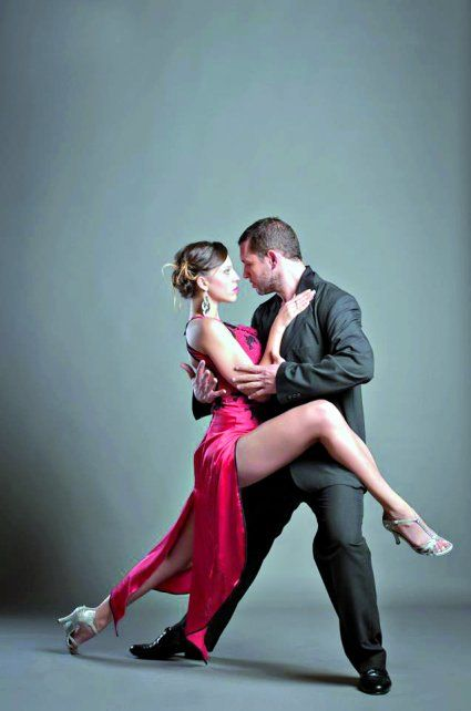 Por el tango me  mandé a conocer el mundo