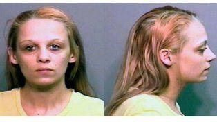 La mujer confesó en la cárcel.