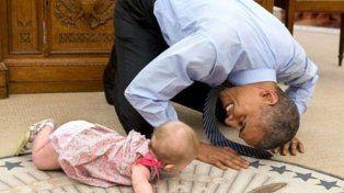 Las mejores fotos de Obama como Presidente de Estados Unidos