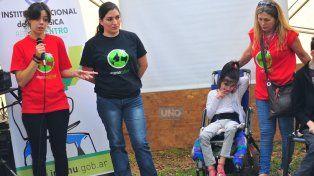 Las luchadoras madres de Mamá Cultiva explicaron por qué necesitan la legalización del autocultivo de la marihuana en el país. Foto UNO Juan Manuel Hernández.