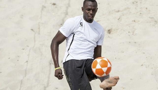 Usain Bolt entrenará con el Borussia Dortmund