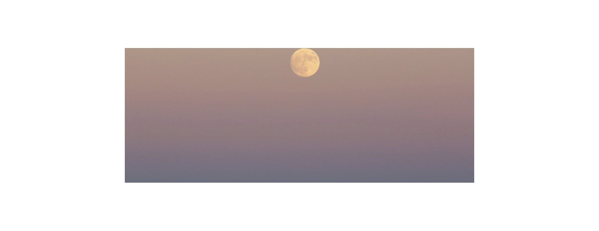 Algunas imágenes de la superluna en distintas partes del mundo