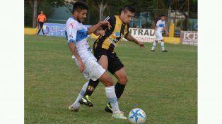 El equipo uruguayense logró un gran triunfo en Sunchales.