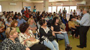 El 24 de noviembre el intendente brindará respuesta a las organizaciones sociales. Foto municipalidad de Concepción del Uruguay.