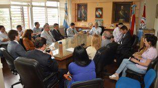 Foto Municipalidad de Concepción del Uruguay.