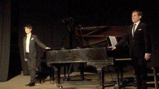 Extraordinario  concierto de pianistas