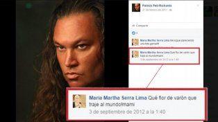 ¿Otra vez la homofobia? María Martha Serra Lima realizó un llamativo comentario a su hijo