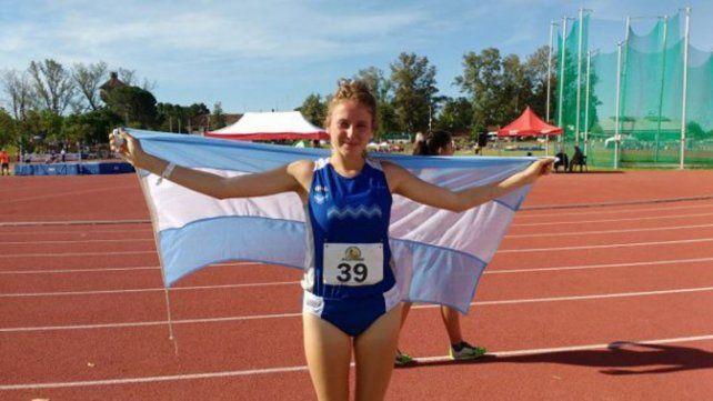 Argentina obtuvo diez medallas en el Sudamericano disputado en Entre Ríos