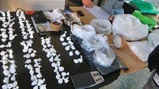 Secuestro de cocaína en Gualeguay