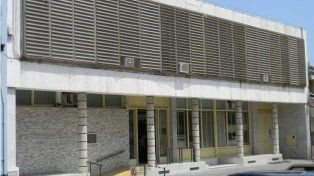 Tribunales de Nogoyá.