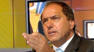 Para Daniel Scioli, la crisis económica hizo caer la venta de preservativos por falta de sexo