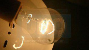Se normalizó el servicio de energía eléctrica en Paraná