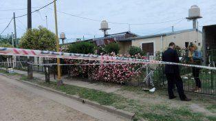 Conmoción. En el barrio Sagrada Familia (ex Cementerio) nadie sale del escozor tras el crimen.