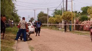 El femicida de Rosario del Tala permanece internado y se espera que declare