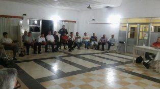 Reflotarán la asociación de bomberos voluntarios de San Jaime de la Frontera