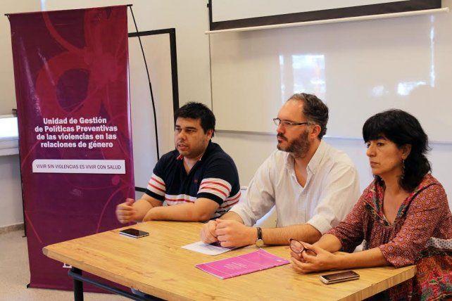 Capacitan a agentes sanitarios en el abordaje de situaciones de violencia de género