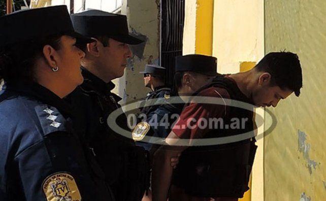 Trasladaron a la cárcel a Ledesma, el femicida de Concepción del Uruguay