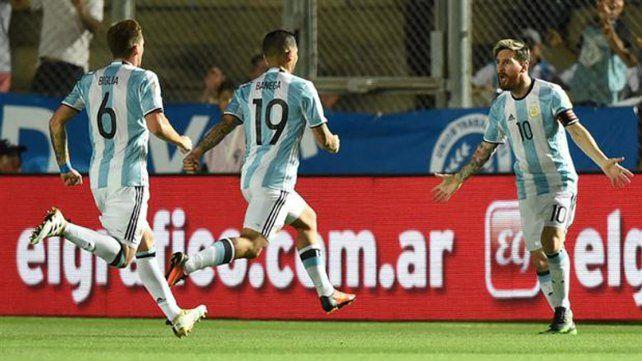 Argentina volvió con todo en San Juan