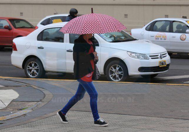 Alerta meteorológico por tormentas fuertes en Entre Ríos
