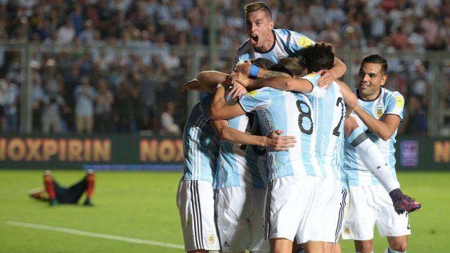 Las posiciones de las Eliminatorias Sudamericanas tras jugarse la duodécima fecha