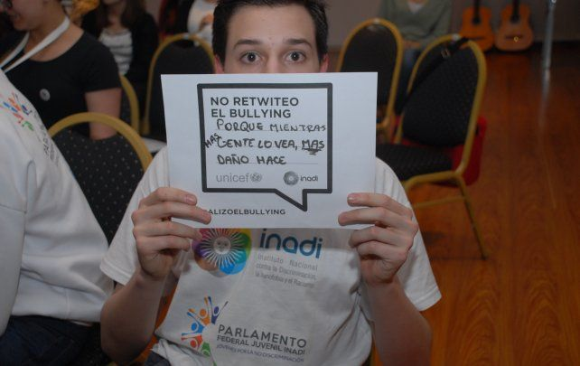 El Inadi y Unicef lanzaran una campaña contra el ciberbullying
