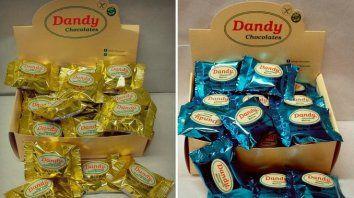 prohiben en todo el pais la venta de dos tipos de chocolates para celiacos