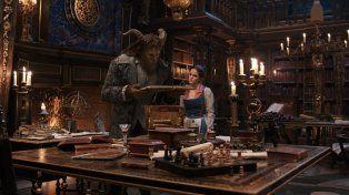 Trailer de La bella y la Bestia establece nuevo récord