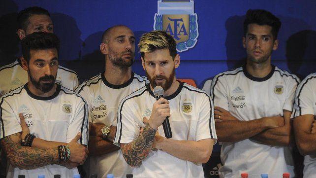 Pensé que Messi iba a decir algo interesante