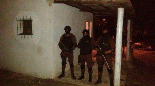 Once detenidos tras allanamientos simultáneos en La Paz, Santa Elena y Paraná