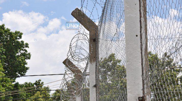 El detenido estará 20 días en el penal de Paraná. Foto UNOMateo Oviedo.