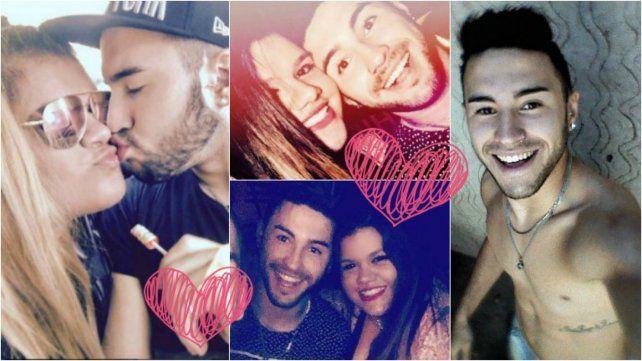 Conocé a Martín Casar, el amigovio de Morena Rial: mensajes cariñosos y besos en Instagram