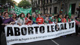 Diputados debatió en comisión la despenalización del aborto
