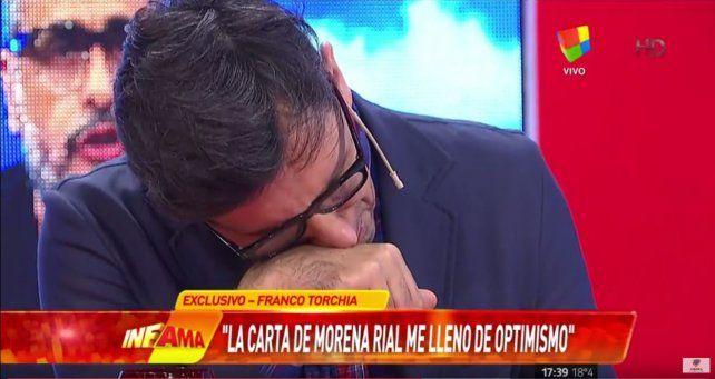 Torchia, tras la carta de Morena Rial: Quiero dejarle a mi hija una sociedad más justa
