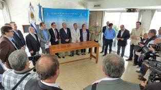 Trascendente. La CARU vuelve a generar expectativas sobre el futuro del río Uruguay.