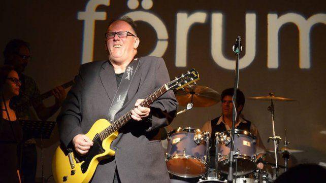 Trayectoria. Raffo lidera la King Size Blues desde hace 25 años.
