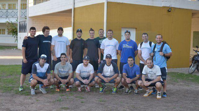 Algunos de los jugadores que brillan en el extranjero con el deporte del bate y el guante.