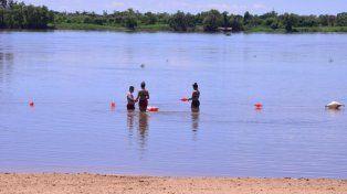 El acceso al agua estará permitido. Foto Municipalidad de Paraná.
