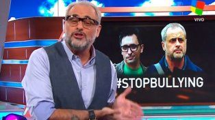Jorge Rial durísimo contra el Gobierno: No convaliden el bullying en las redes