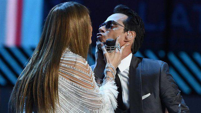 Grammy Latino 2016: la noche que Jennifer Lopez y Marc Anthony fueron Pimpinela