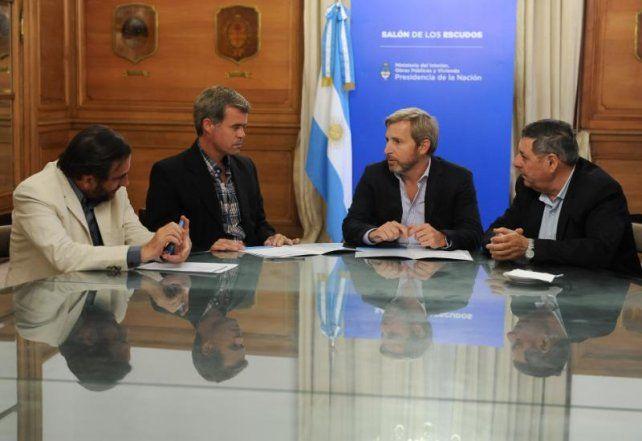 La Nación financia obras por 118 millones de pesos para Gualeguaychú