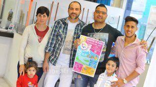 Quieren juntar 10.000 pañales para ayudar al hospital San Roque