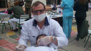 Odontólogos escolares controlan a más de 19.000 niños en la provincia
