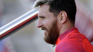 Nuevo caudro de vómitos deja a Messi sin jugar