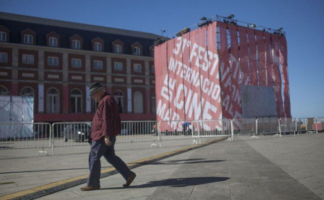 Se puso en marcha el Festival de Cine de Mar del Plata