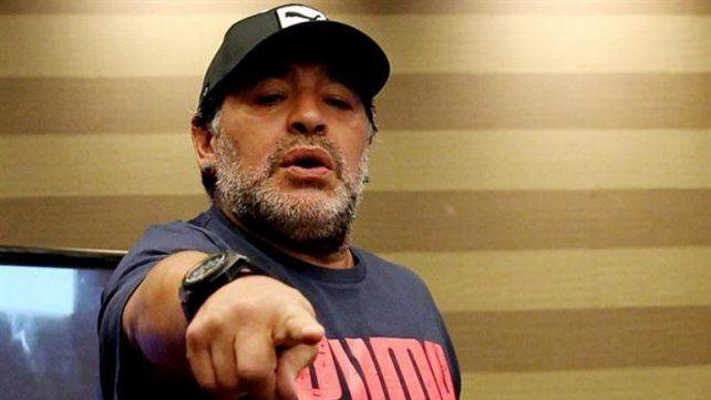 Se confirmó el cargo que ocupará Maradona en la FIFA